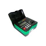 terrômetro digital de 4 bornes c/ certificado de calibração