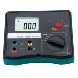 terrômetro digital de 4 bornes com certificado de calibração