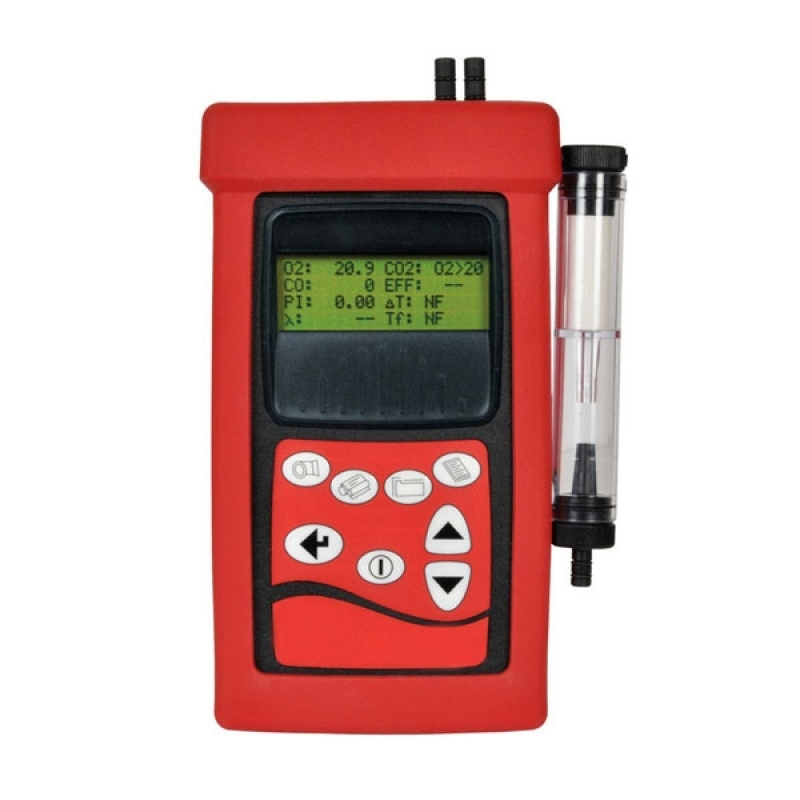 Analisador para Gases Combustão Valor Franca - Analisador de Gases de Combustão Testo