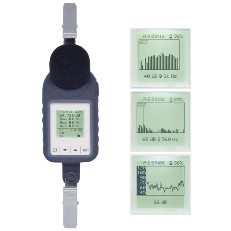 Comprar Dosímetro de Ruido dos 700 Preço Cajamar - Comprar Dosímetro de Ruído Extech Sl400