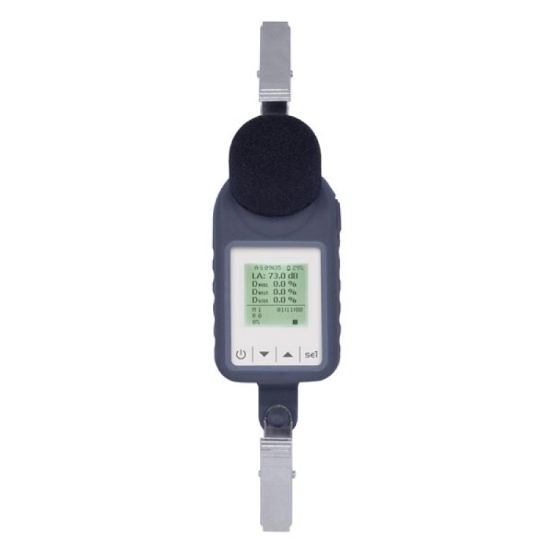 Dosímetro de Ruído Extech Sl400 Valor Louveira - Dosímetro Ruído