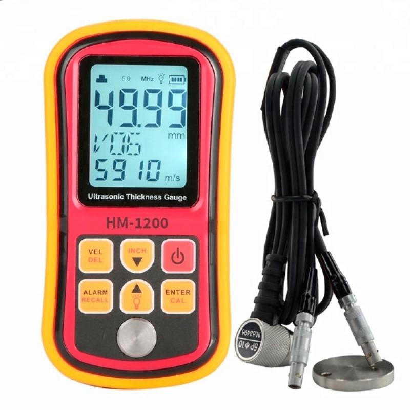 Medidor de Espessura de Camada Tinta Base Ferrosa e Não Ferrosa Preço ABC - Medidor de Espessura de Camada Tinta Base Ferrosa
