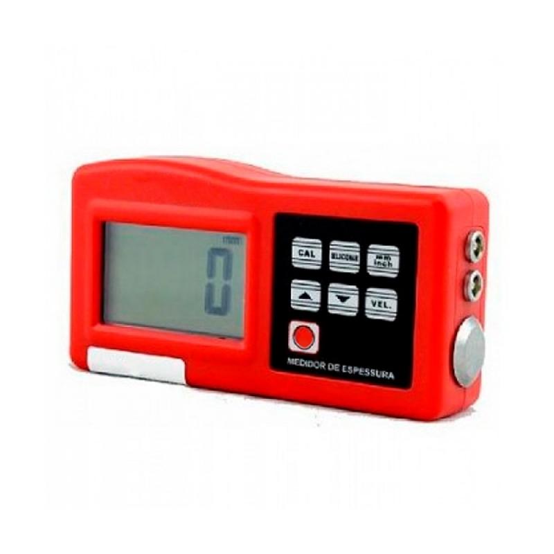 Medidor de Espessura de Camada Tinta Base Não Ferrosa Morumbi - Medidor de Espessura de Camada Tinta Base Ferrosa
