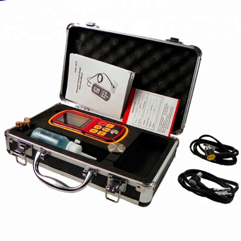 Medidores de Espessura Chapa por Ultrasom Pombal - Medidor de Espessura de Camada Tinta Base Ferrosa