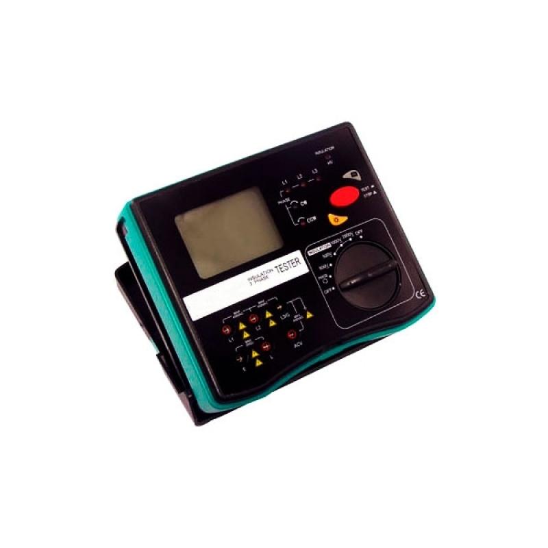 Megohmetro Digital Extech