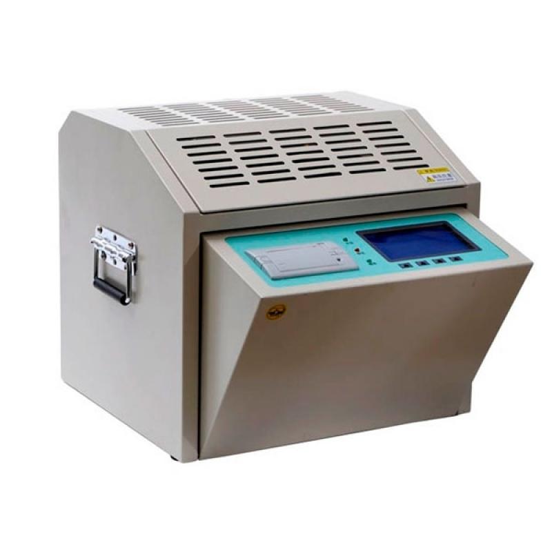 Medidor de Rigidez Dielétrica de óleo Isolante 100 Kv Digital