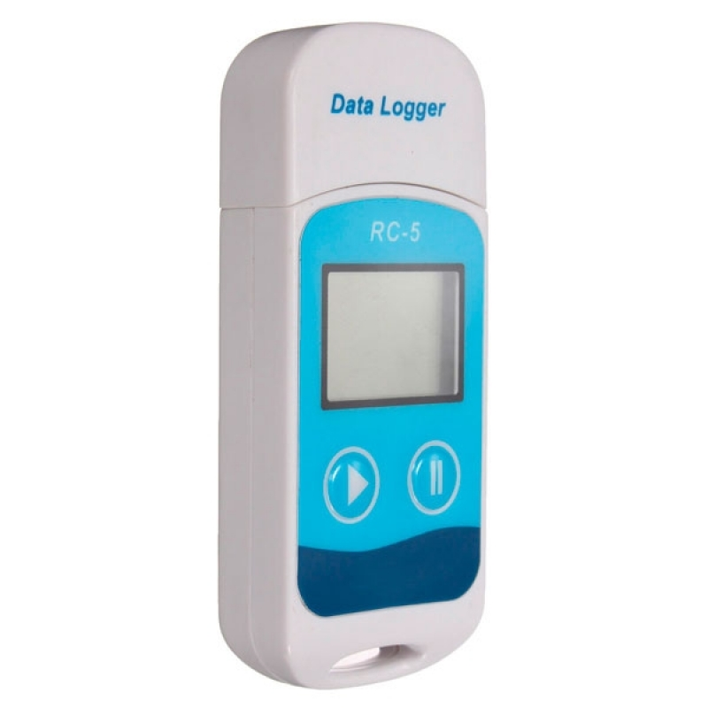 Onde Encontro Registrador de Temperatura Digital Taubaté - Registrador de Temperatura Portátil