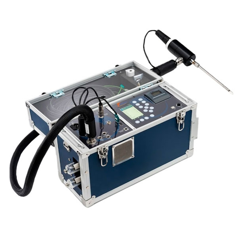 Quanto Custa Analisador de Gases de Combustão para Caldeira Umuarama - Analisador de Gases Caldeira