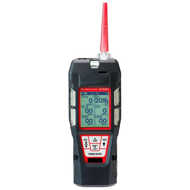 Detector de Gases Tóxicos Portatil