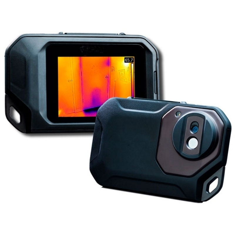 Termovisor Câmera