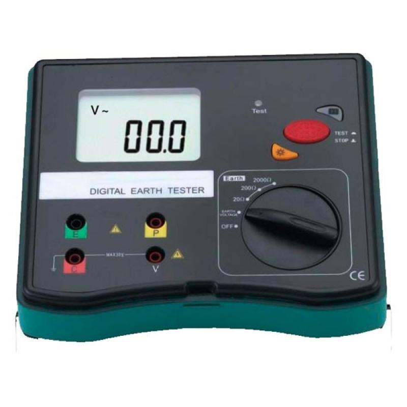 Terrômetro Digital de Alta Frequência