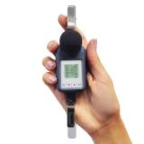 comprar dosímetro de ruído extech sl400 valor Macaé
