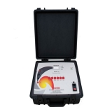 microhmímetro digital portátil 200a valor Butantã