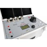 onde encontro caixa calibração de relés de proteção Pinheiros