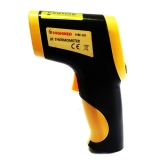 onde encontro termômetro infravermelho com mira laser ABC