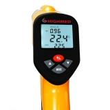 termômetro infravermelho até 1000°c preço Porto Velho