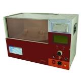 testador de rigidez dielétrica para óleo isolante